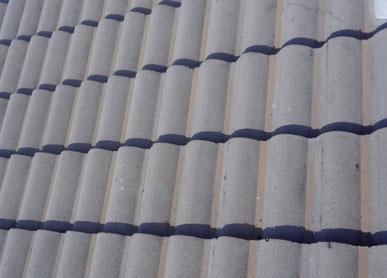 Décapage mousse de toiture